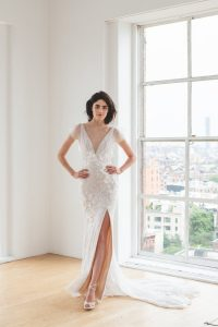 wedding-dress-by-Ines_Di_Santo_fitted