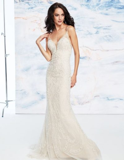 wedding dress justin alexander signature collection