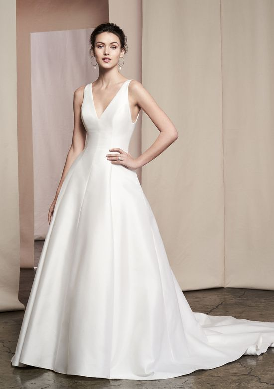 designer wedding dress justin alexander signature collection