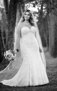 plus size bride tulle wedding dress to enhance your beautiful curves for any plus size bride