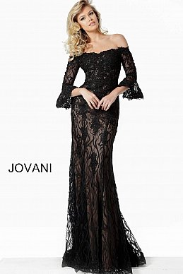 jovani-mother-evening-dress-Lace-evening-dress-floor-length