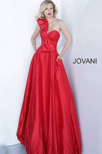 jovani-mother of the bride dress red