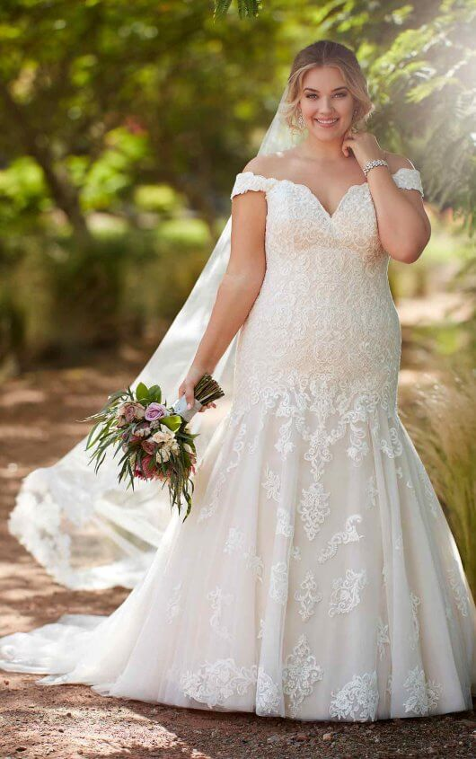 plus-size-wedding-dress-romantic-lace