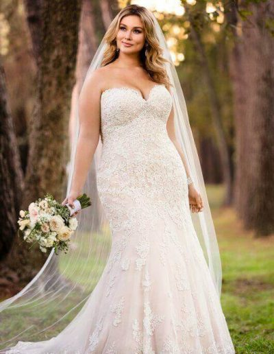 plus-size-wedding-dress-sexy-sheath-trumpet
