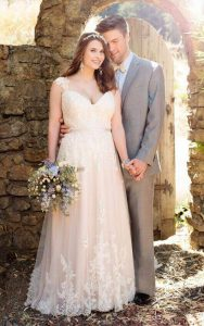 plus-size-wedding-dress-sweetheart-vintage
