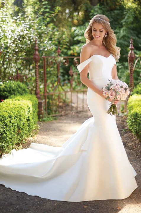martina-liana-off-the-shoulder-mermaid-satin-wedding-dress
