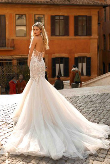 BERTA-PRIVEE-backless-lace-SEXY-mermaide-wedding-dress